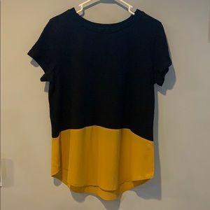 THML short sleeve dress top